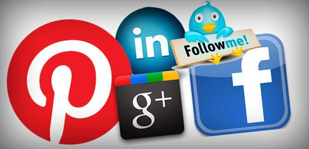 Infográfico com tamanho de todas as imagens do Facebook, Twitter, Google Plus e Pinterest - vinicius pinto