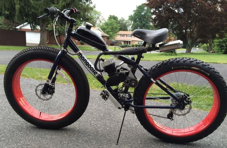 motorized fat tire bicycle builds motorized fat tire