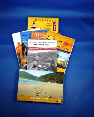 Walpole Day Walk Map Pack. All you need for a day out on the Track.