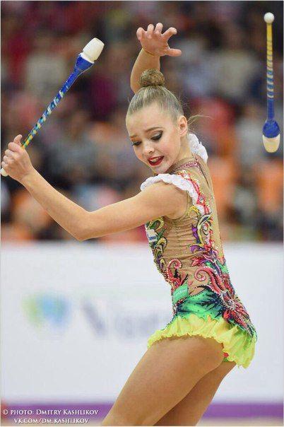 Polina Shmatko (Russia), Grand Prix (Moscow) 2016