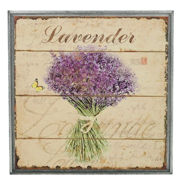 Днем, открытки для надписей с лавандой