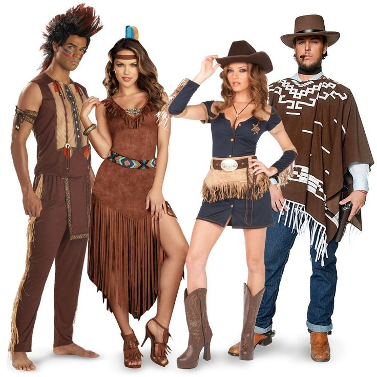 Wild Wild West Group Costumes Are you feeling lucky, punk? Well are you? If you think you have grit needed to be a gun slinger in the Wild West, we'll help you get high noon style in no time!