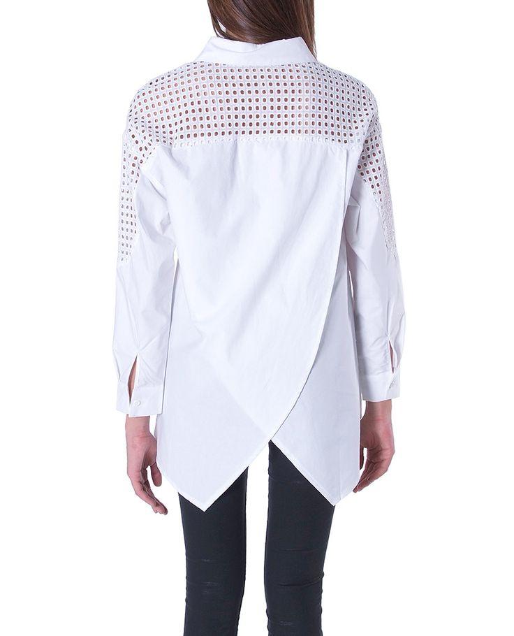 Taking The Time Shirt white