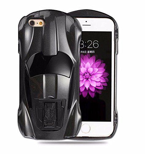"iPhone 6 (4.7"") Case, Allteli 3D Race Car Protective Case..."