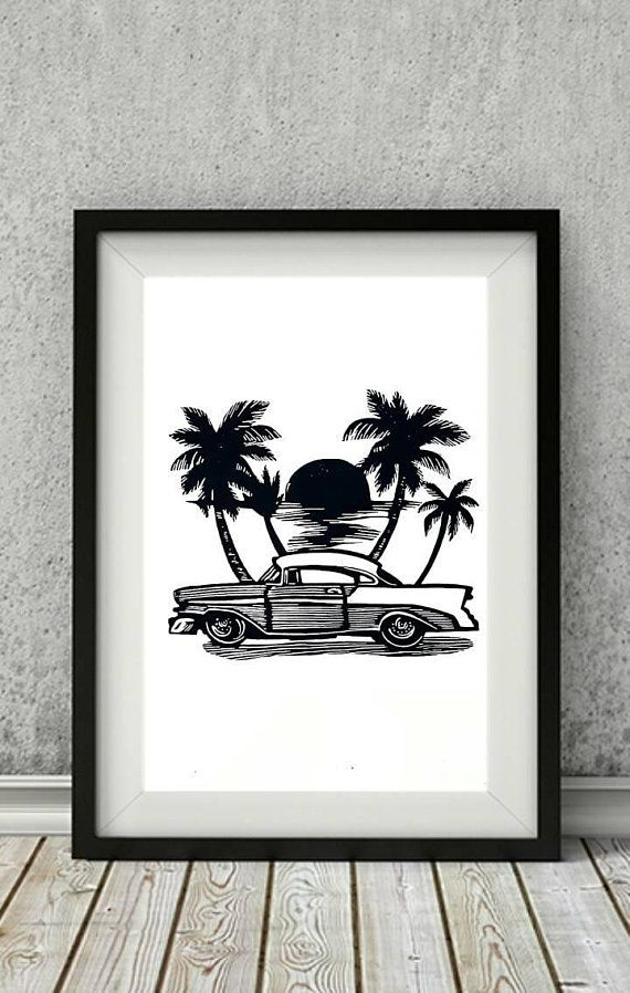 Cuban Art, Cuba Art, Havana Nigths Party, Cuban Party, Cuban Gifts ...