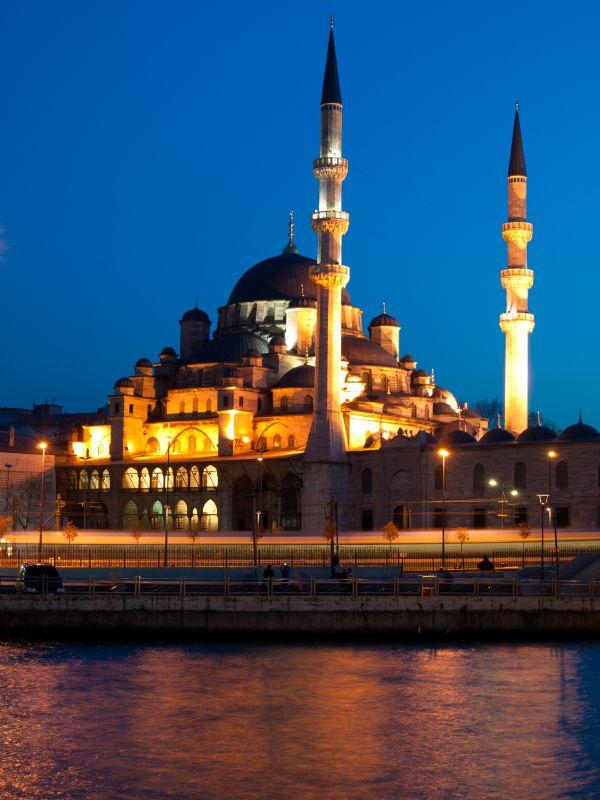 Golden Horn in #Istanbul, #Turkey