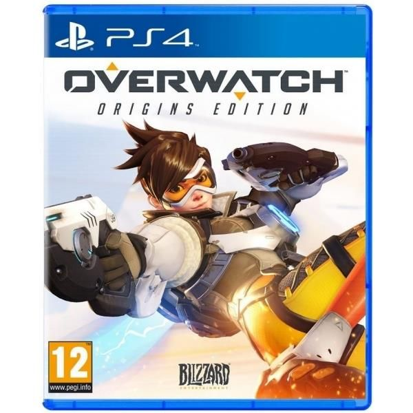 Overwatch Origins Edition PS4 Game | http://gamesactions.com shares #new #latest #videogames #games for #pc #psp #ps3 #wii #xbox #nintendo #3ds