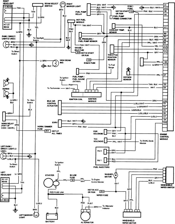 | Repair Guides | Wiring Diagrams | Wiring Diagrams ...