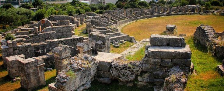 Salona – spacer ruinami starożytnego miasta Dalmacji || http://crolove.pl/salona-spacer-ruinami-starozytnego-miasta-dalmacji/ || #Salona #Solin #Chorwacja #Croatia #Hrvatska