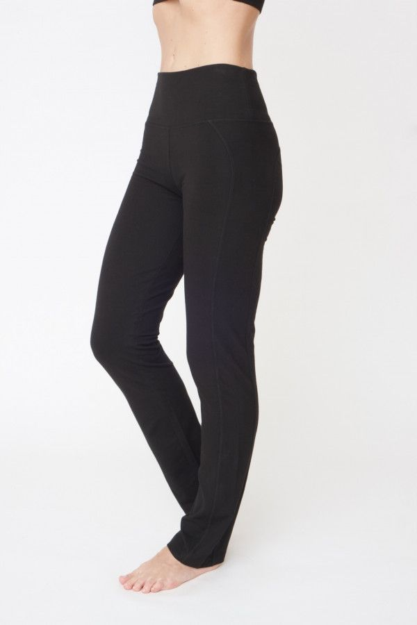 Live Fast Pants Black These Flattering Slim Legged Fitted