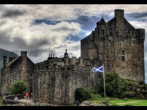 Castelli scozzesi - Da Edimburgo a Stirling