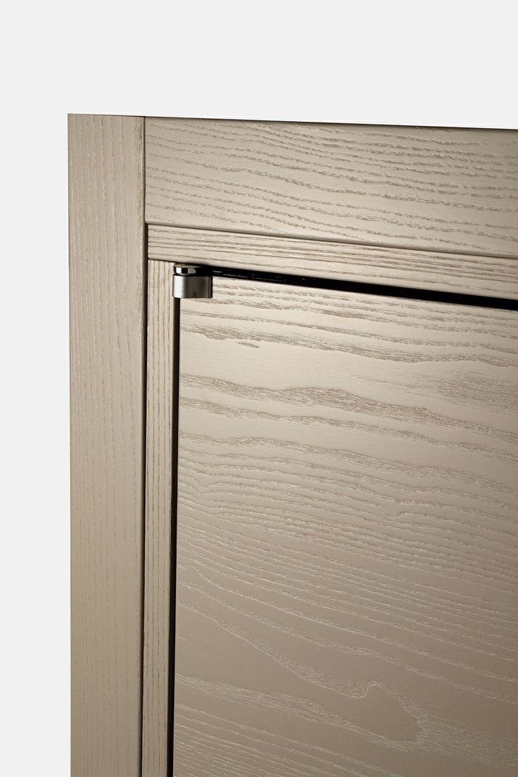 FBP porte | Collezione AIDA Telaio interno con cerniera a bilico  #fbp #porte #legno #door #wood
