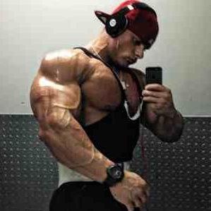 Joey Swoll | Bodybuilding/Wrestling | Pinterest