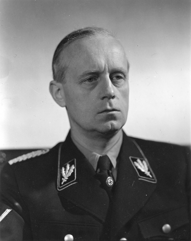 Joachim von Ribbentrop was rumored to have pursued an active affair with Wallis Simpson; he was Foreign Minister of Germany from 1938 until 1945. He was later hanged for war crimes after the Nuremberg Trials.