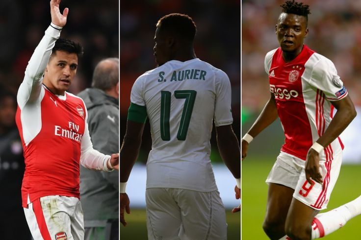 Gossip: Alexis 'agrees Man City deal', Tottenham 'target Aurier', West Ham and Everton 'want Traore'