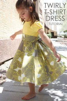 In case the flower girl's mom owns a sewing machine and doesn't want to spend a billion dollars on a dress her daughter will grow out of in 30 days