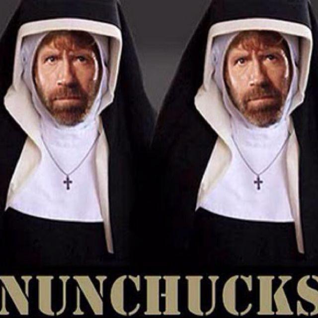 Chuck Fuckin Norris www.Facebook.com/McDojoLife