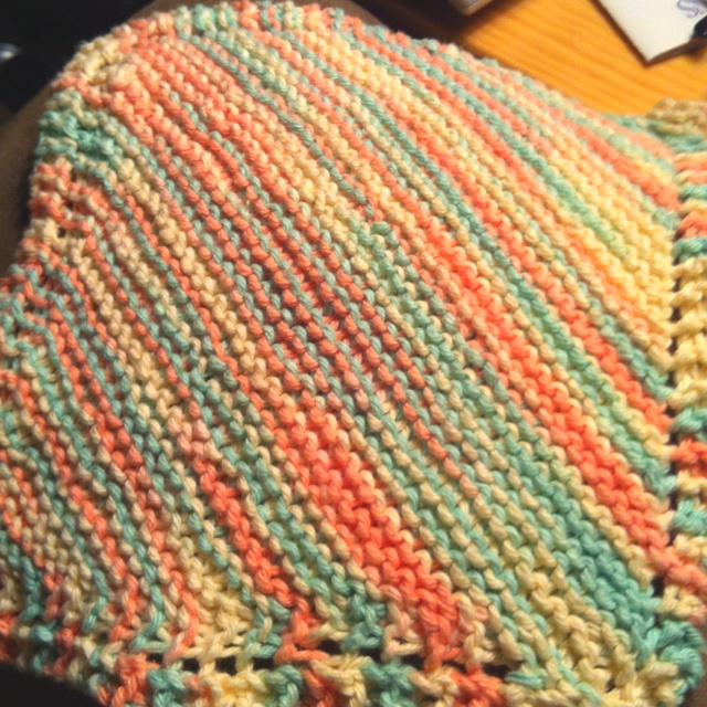 Free Dish Rag Knitting Patterns : 81 best images about Knitting on Pinterest Patterns, Dishcloth and Baby bla...