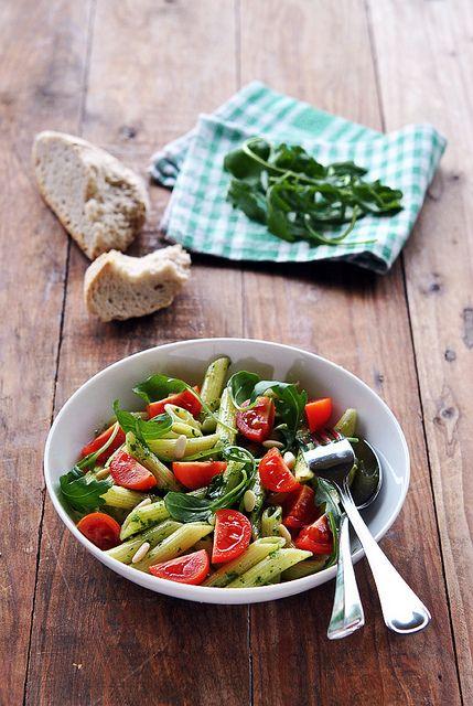 Italian food - Insalata di pasta