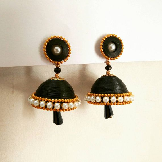 Fully Indian traditional and light weighted jhukma by pHDesignsArt