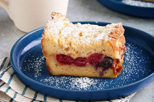 Berry French Toast Bake recipe