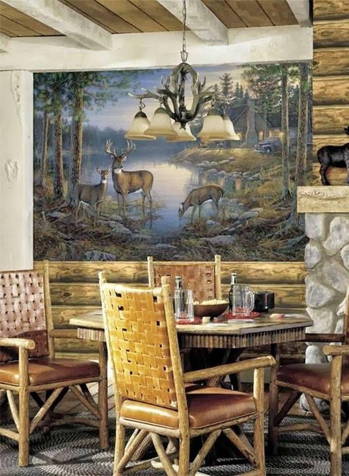 O pictura murala tapet care incanta prin frumusetea ei naturala! Cu ajutorul ei descoperi un colt de rai al salbaticului!  Un tapet perfect, fie pentru un birou, pensiuni, sau pentru toti cei care iubesc natura! Murral Paintings