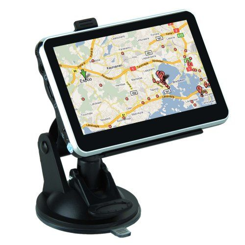 Moonar 4 3 Inch Car Gps Navigation With Map Updates Moonar
