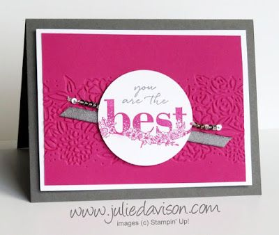 Sale-a-Bration Swap: Happy Wishes Card