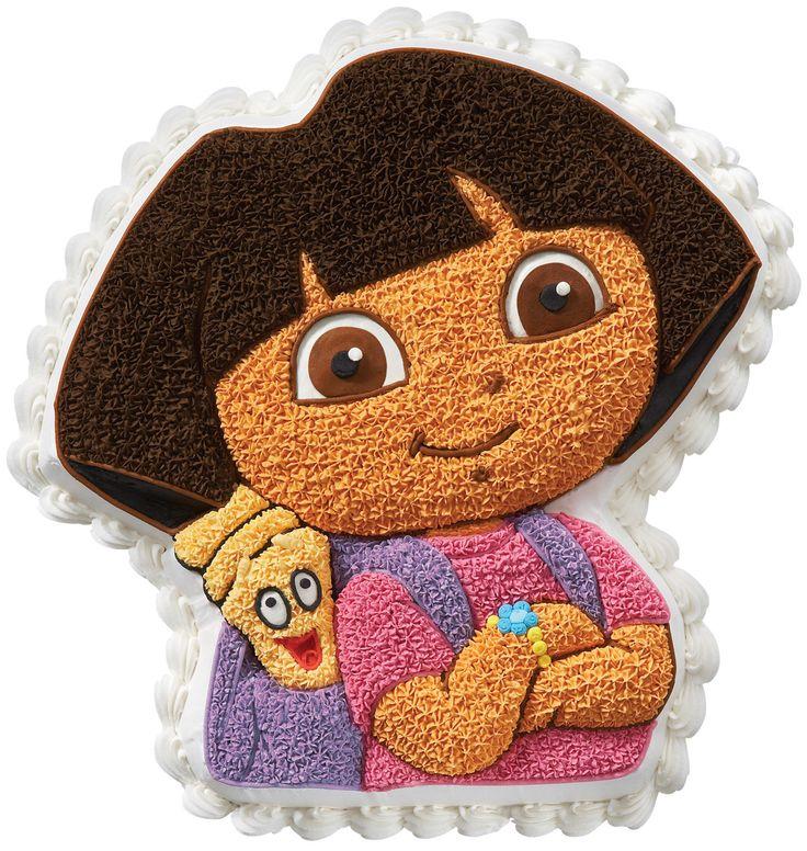 Dora the Explorer Novelty Cake Pan