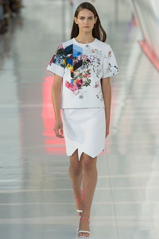 Preen by Thornton Bregazzi Spring 2014 Ready-to-Wear Collection on Style.com: Runway Review