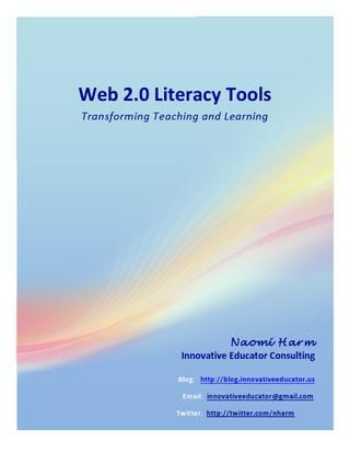 A collection of web 2.0 tools aligned to ISTE NETS to engage ad motivate studetns from Naomi Harm