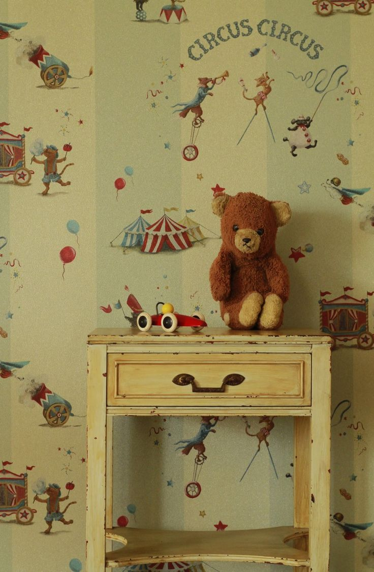 48 best Kids Room- Circus/Carnival Theme images on Pinterest ...