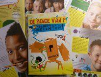 Kinderrechten: mooi verwerkt in gratis te downloaden boekje. Sluit je aan bij 'De Bende van :P', 3 helden vechten voor jouw (kinder)rechten.