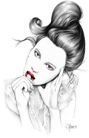 Hélène Cayre, illustratrice, agence Marie Bastille // cette image appartient à son auteur et/ou l'agence Marie Bastille + d'infos sur le site //
