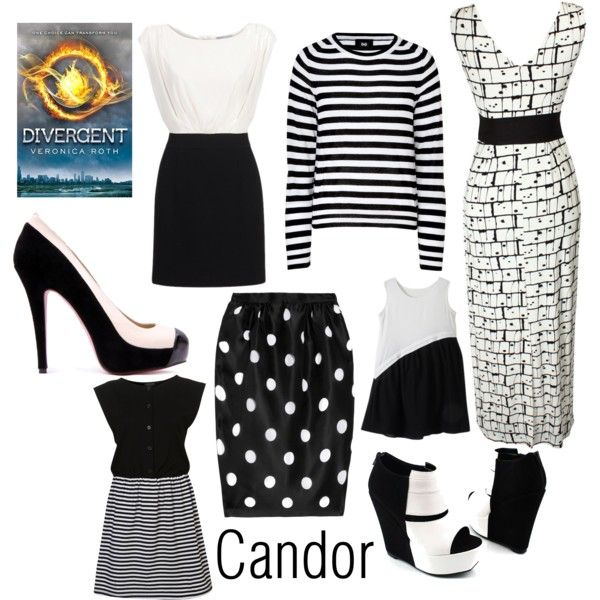 """""""Candor Faction from Divergent by Veronica Roth"""" by sash-and-em on Polyvore"""