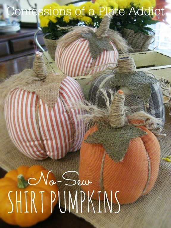 16 Fall Craft Ideas - Home Stories A to Z