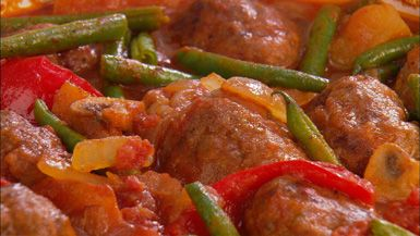 Everyday Ingredients! Hearty Meatball Stew