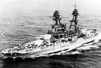USS Pennsylvania: The Keystone Battleship: USS Pennsylvania (BB-38), 1934