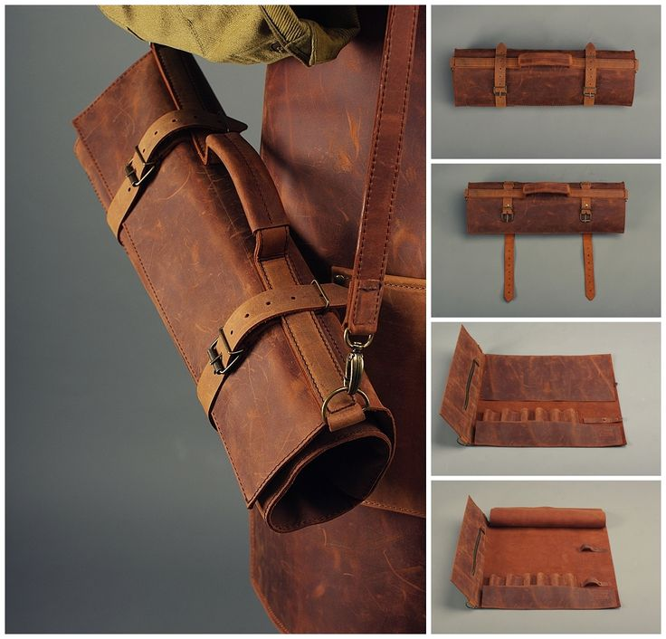 Chef Knife Case / Chef Knife Roll / Chef Bag / Chefwear / Gift For Him / Kitchen Accessories / Gifts For Chefs / Gifts For Foodie / Kitchen / Gift Ideas / Chef Knife Bag / Knife Bag / Leather Knife Roll