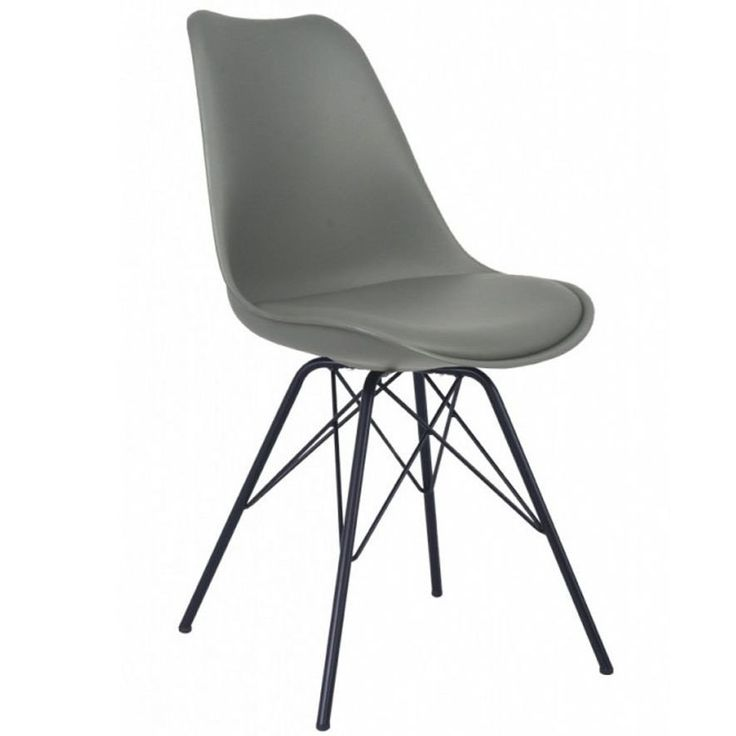 Arizona Dining Chair Grey | The Design Store NZ