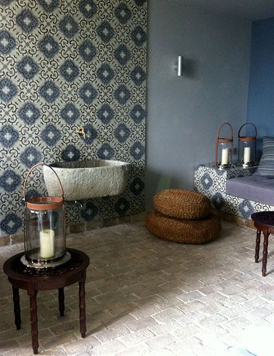Get the Look- TILEjunket, 2A Gordon Ave, Geelong West, 3218 #tiles #interiordesign #bohemian