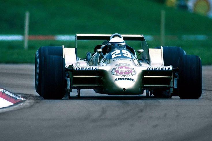 1979  Austrian Grand Prix #29 Warsteiner Arrows Racing Team, Arrows A2, #Ford #Cosworth DFV 3.0 V8 Riccardo Patrese @patresewebsite