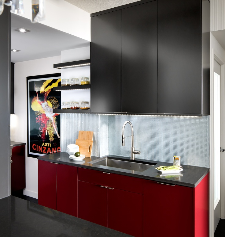 Modern Kitchen By Toronto Interior Design Group