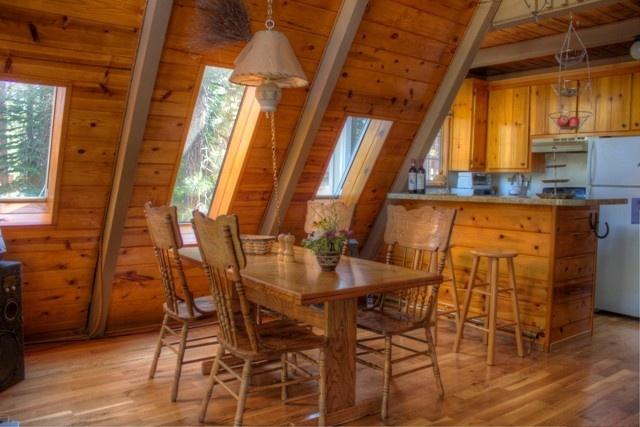 A-Frame Cabin 5 Miles from Heavenly Ski Resort - Image 4 -  - rentals