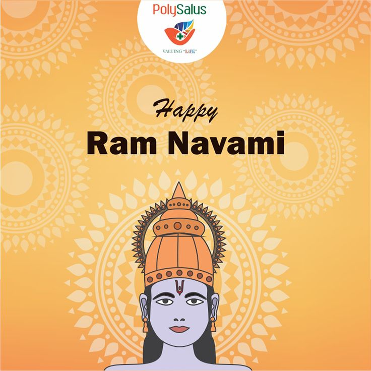 May Lord Ram bless you with peace & virtue on Ram Navami. #Polysalus Wishing you A Happy Ram Navami