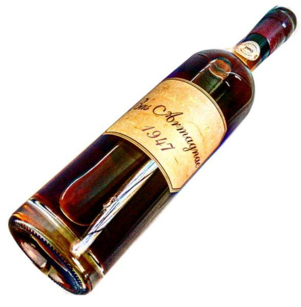 Armagnac 1947 - Armagnac Jean Cavé, l'antiquaire de L'Armagnac, spécialiste des Armagnacs Millésimés