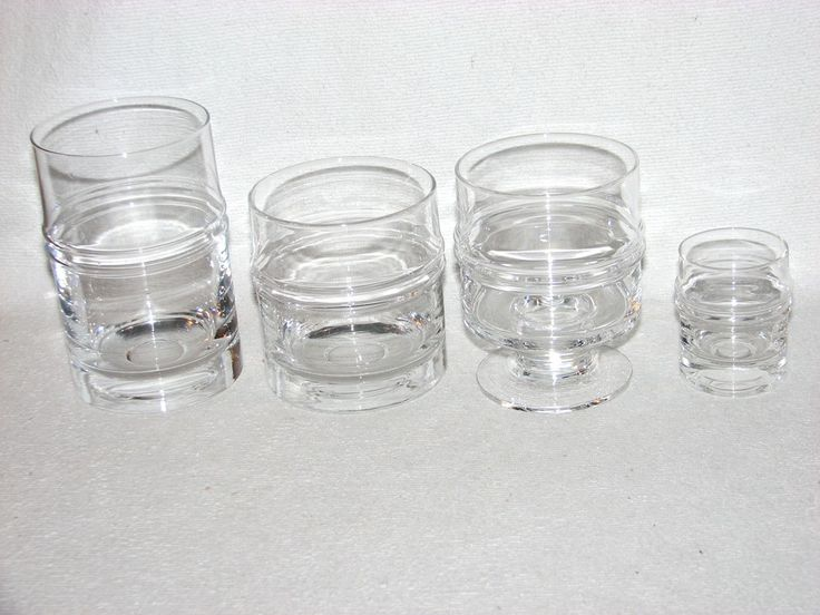 Jag tänkte köra en serie med inlägg om Iittala-glas. Man hittar ju en del ut i secondhand-svängen och i början är det inte så många man känn...