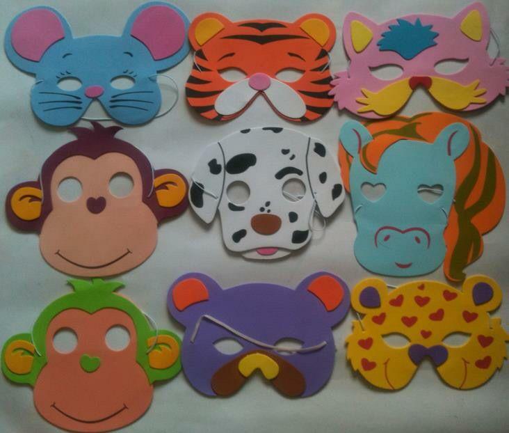Okul öncesi maske (alıntı)