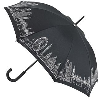 Fulton Kensington Umbrella Walking Length - London Scene