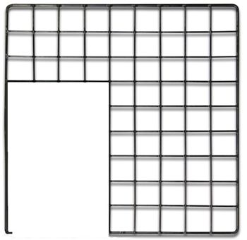 Special Cut Grid for Inset Ramp - Grids & Connectors - C&C Cages for Guinea Pigs